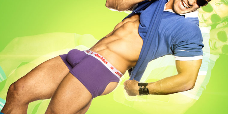 The Daring Aussiebum Raw Exposed Collection