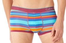 Calvin Klein Underwear CK One Micro en Zelda Stripe y Blue Bird