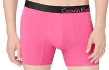 Calvin Klein Ropa interior Recolors Bold Cotton
