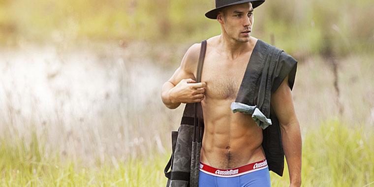 El AussieBum Journey Hipster es perfecto para viajar
